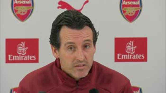 Emery: Not thinking about Ozil exit