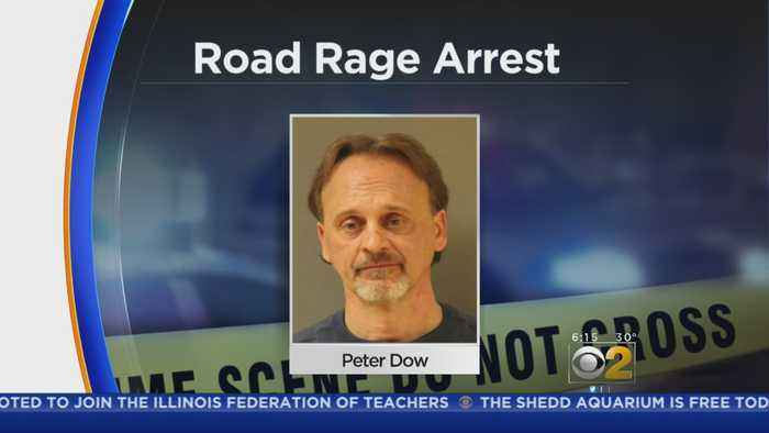 Man Charged With Assault In Connection With Road Rage Incident In Niles