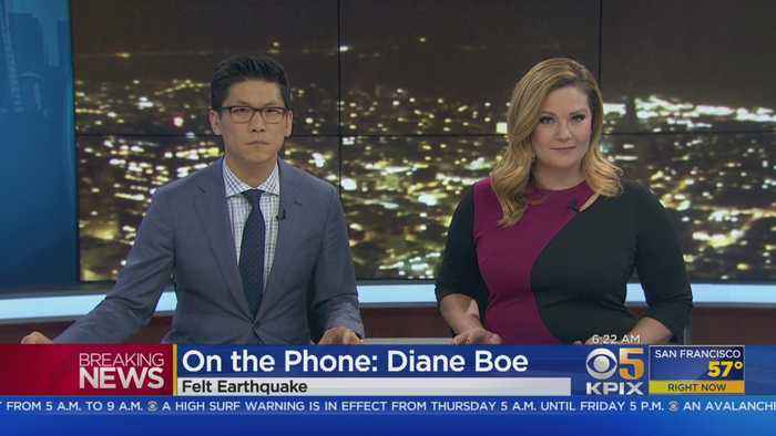 EARLY MORNING QUAKE: 3.5 magnitude earthquake rocks Piedmont in Oakland Hills