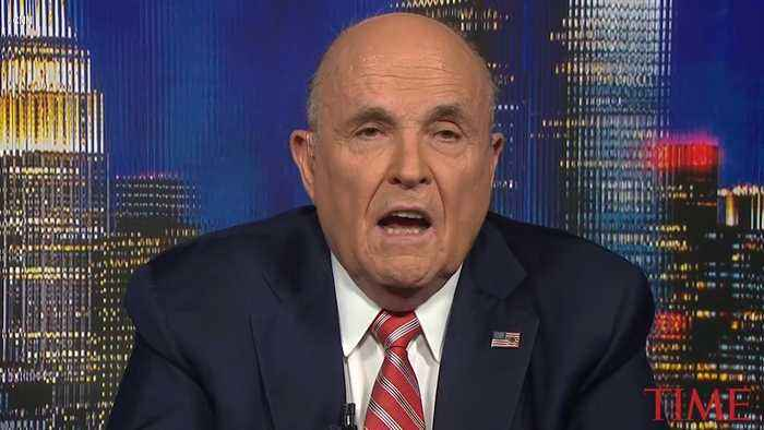 'I Never Said There Was No Collusion.' Rudy Giuliani Changes His Tune on Trump Campaign Denials