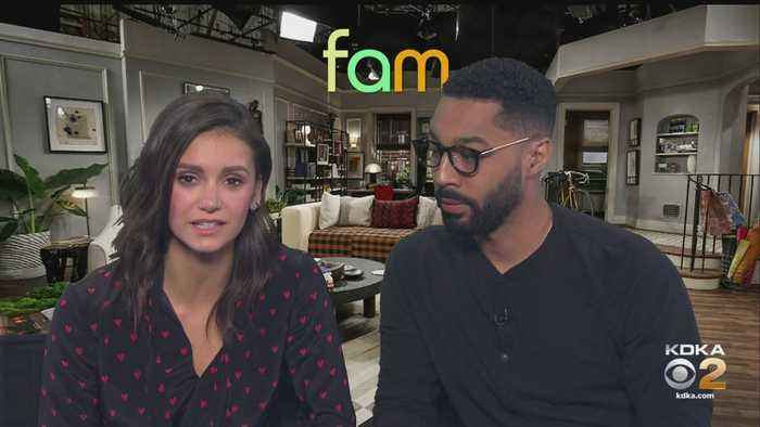 Nina Dobrev And Tone Bell Star In New CBS Show 'Fam'