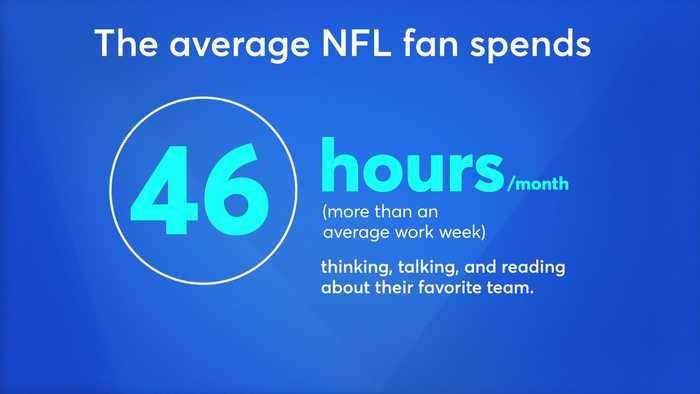 Average NFL Fan Is Really Dedicated To Their Team