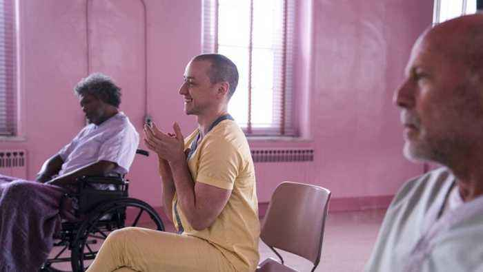 'Glass' Projected to Do Near-Record Business At MLK Weekend Box Office | THR News