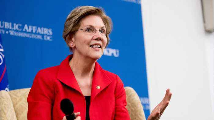 Trump Mentions Wounded Knee In Tweet Attacking Elizabeth Warren