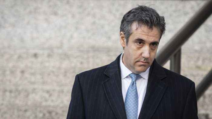 Michael Cohen Says He Paid Tech Firm Owner to Rig Polls