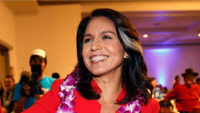 2020 Candidate Tulsi Gabbard Issues Apology To LGTBQ Groups