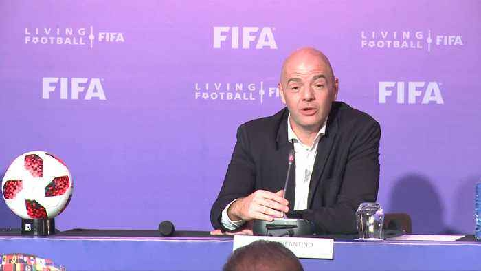 Most football associations support 48-team World Cup in Qatar - FIFA chie