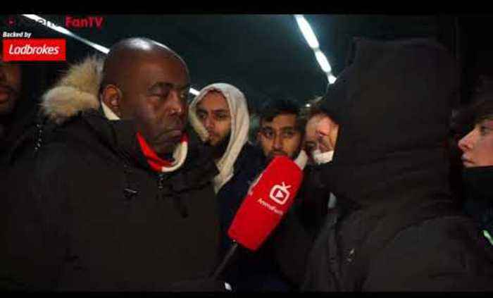 Arsenal 0-3 Man City | Wenger Has Been Finished For Years!! When Will It End!! (Troopz Rant)