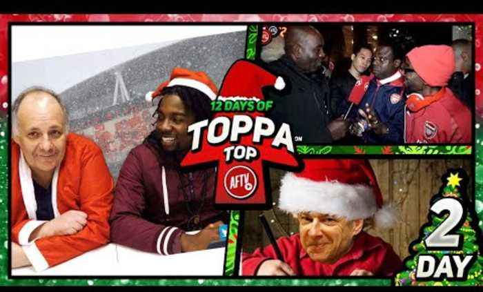 12 Days Of Toppa Top! - Best Of AFTV 2018  | Day 2 - Wenger Boys Ft Lumos & Claude