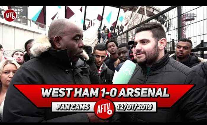 West Ham 1-0 Arsenal   Unai Emery Has Made A Lot Of Questionable Decisions!