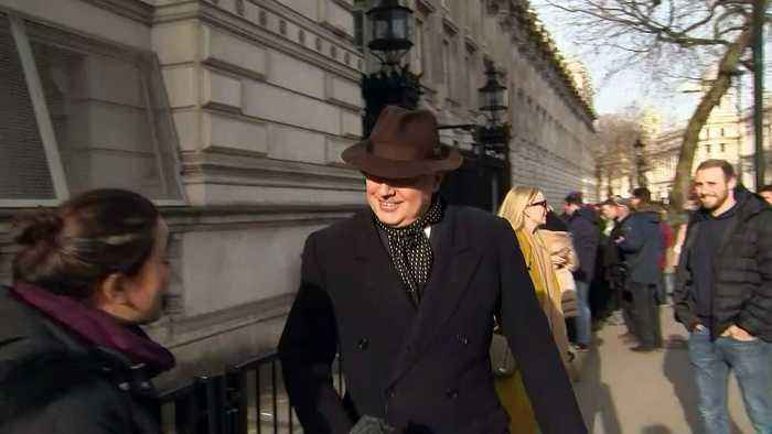 Iain Duncan Smith has 'very good' meeting with Theresa May