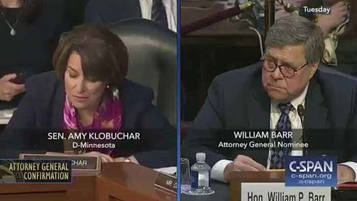 Attorney General Nominee Barr: Trump Would Be Guilty Of Obstructing Justice If He Told Cohen To Lie