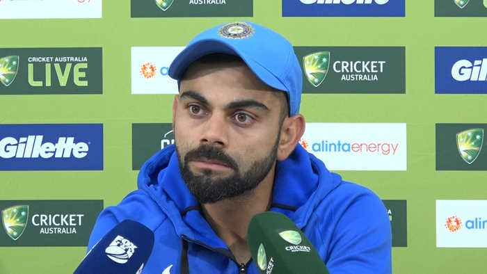 Watch: Full press conference of Virat Kohli after the historic victory over Australia