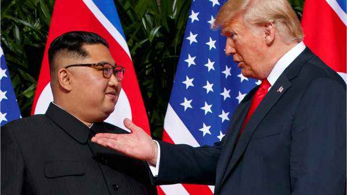 Trump To Hold 2nd Summit With North Korea's Kim In Late February
