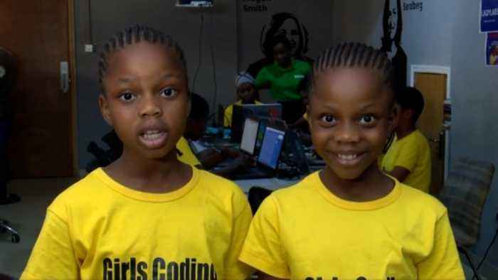 'Why shouldn't girls learn how to code?'