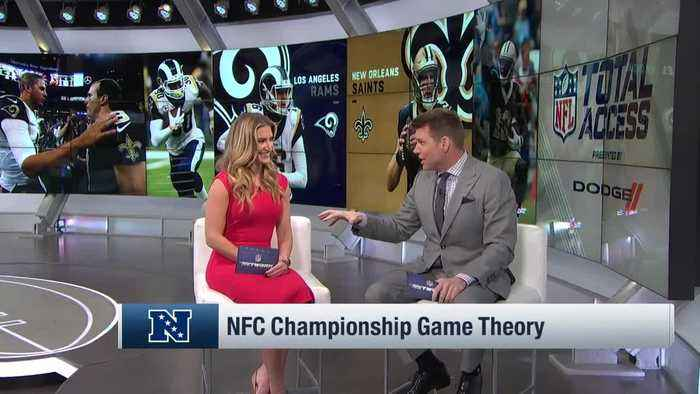 Game Theory: NFC Championship Sunday