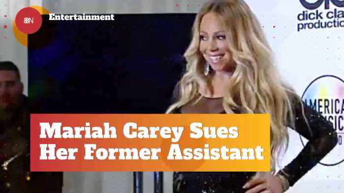 Mariah Carey Is Suing Her Former Assistant For Blackmail