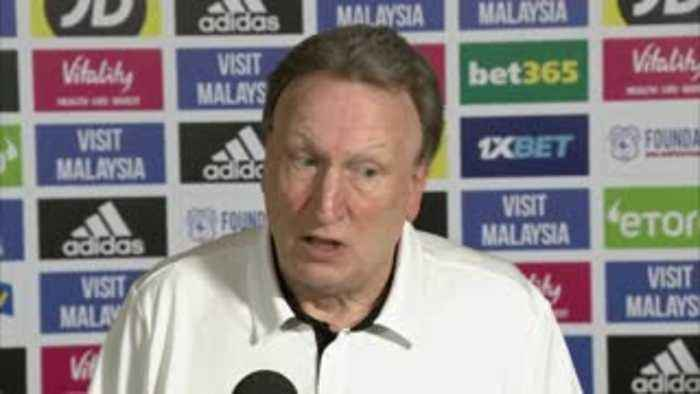 Warnock: Problem with Niasse deal