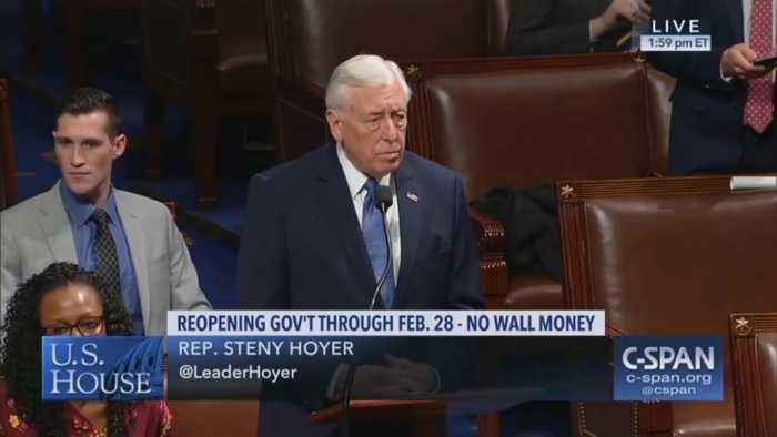 Majority Leader Calls For Civility In The House Following Republican Outburst
