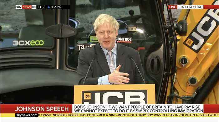Boris Johnson Asserts He Didn't Mention Turkish Migrants During The 'Leave' Campaign