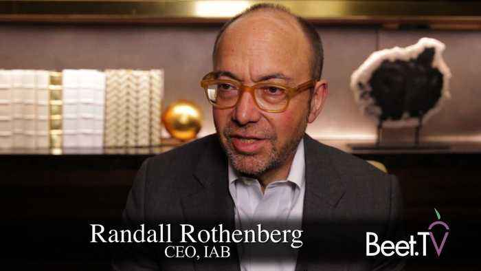 TV Can Embrace Direct Digital Brands: IAB's Rothenberg