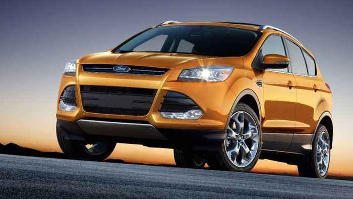 Ford Preparing To Unveil Two New Crossovers In Europe