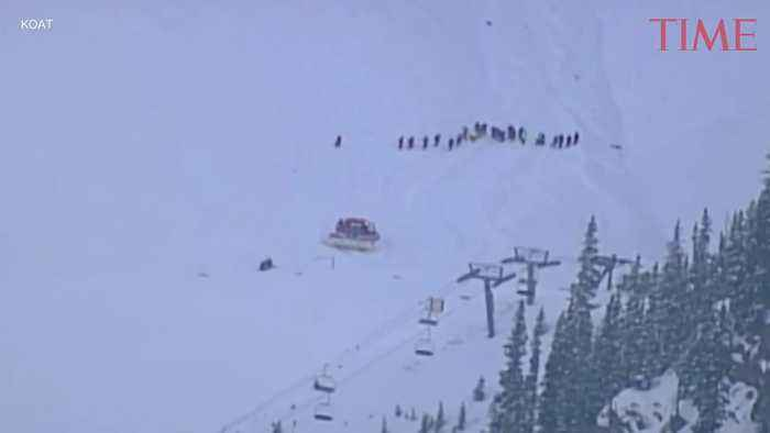 1 Skier Dead, 1 Critically Injured After Being Buried by Avalanche at New Mexico Ski Resort