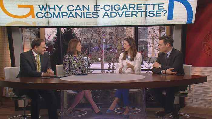 Why Can E-Cigarette Companies Advertise?