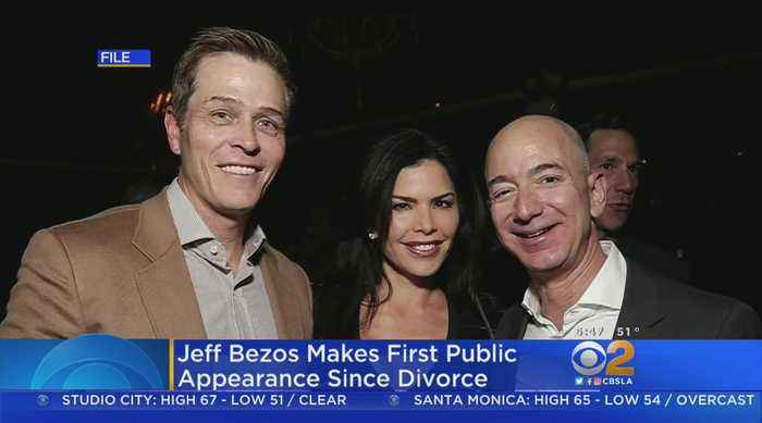 Amazon CEO Jeff Bezos To Make First Public Appearance Since Divorce Announcement