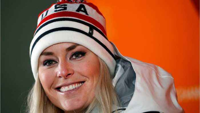 Lindsey Vonn: Arthritis Fear And Acting With 'The Rock' Drive Skier's Future
