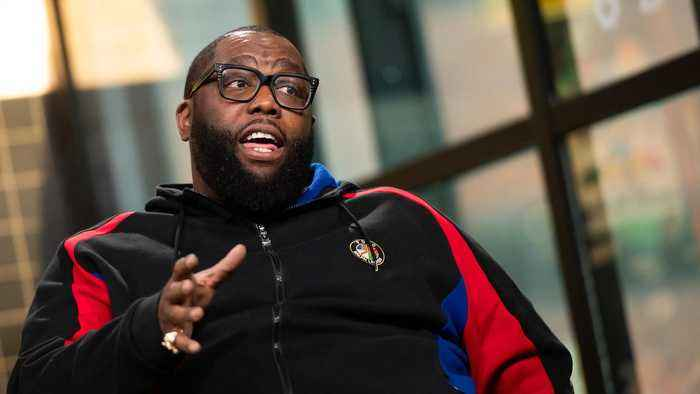 Killer Mike: 'Bernie Sanders Is The Only Person Who Can Beat Trump'