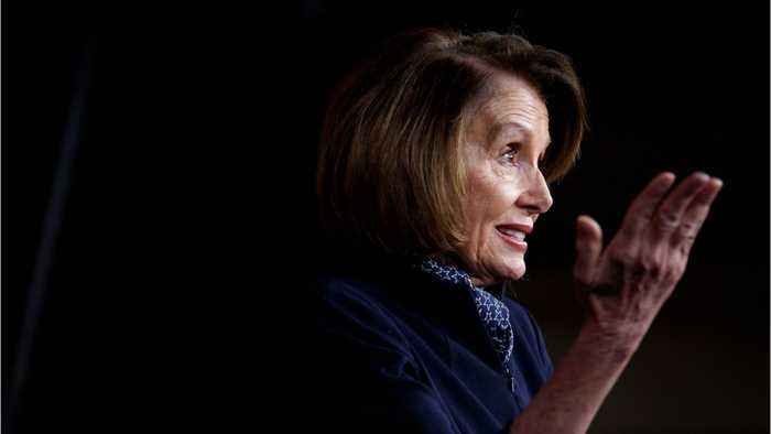 Pelosi Says Trump Put Those In Afghanistan At Risk By Revealing Planned Trip