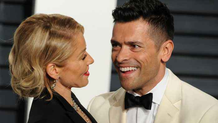Mark Consuelos Shares Secret To Successful Marriage