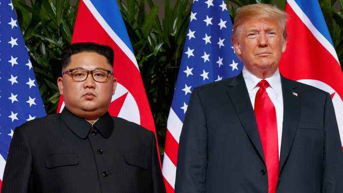 White House Announces Upcoming 2nd Summit Between U.S. And North Korea