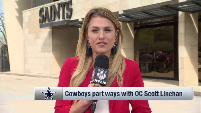 NFL Network's Jane Slater: Players have 'a sense of relief' after Dallas Cowboys move on from Scott Linehan