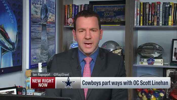 NFL Network Insider Ian Rapoport lists the top candidates for Dallas Cowboys' offensive coordinator job