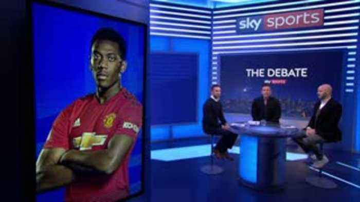 'Feelgood factor has helped Martial deal'