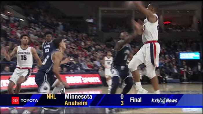 Zags extend win streak to 8 games