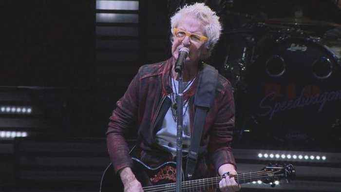 REO Speedwagon Honors Victims and Families of Borderline Shooting and Woolsey Fire