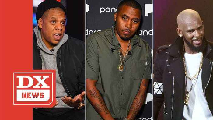 Nas Says Jay-Z Knew About R.Kelly Having 14 Year Old Girls In His Studio On Wendy Williams Interview