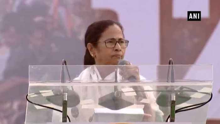 We will throw out BJP from power with our unity, roars Mamata Banerjee