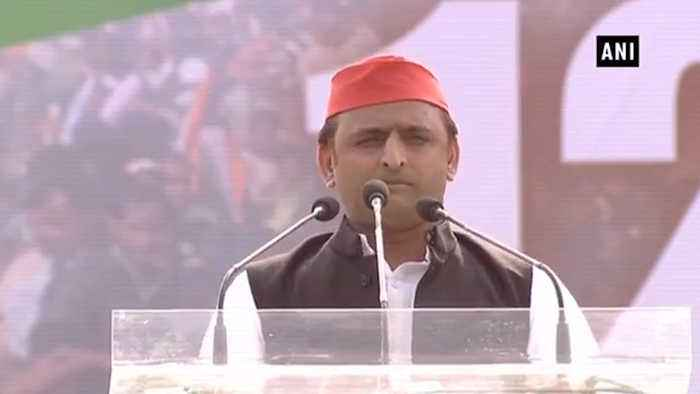 BJP forming alliance with CBI & ED, Opposition allying with people of India: Akhilesh Yadav