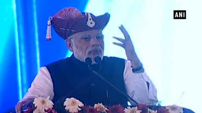 'Mahagathbandhan' is not against Modi but against people of India: PM Modi