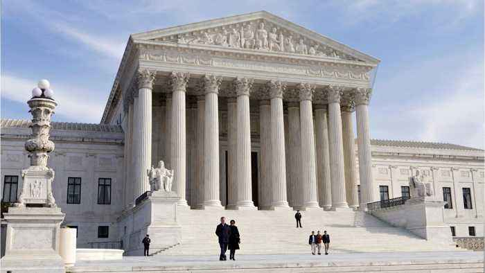 Supreme Court Scraps Arguments On Trump Census Appeal