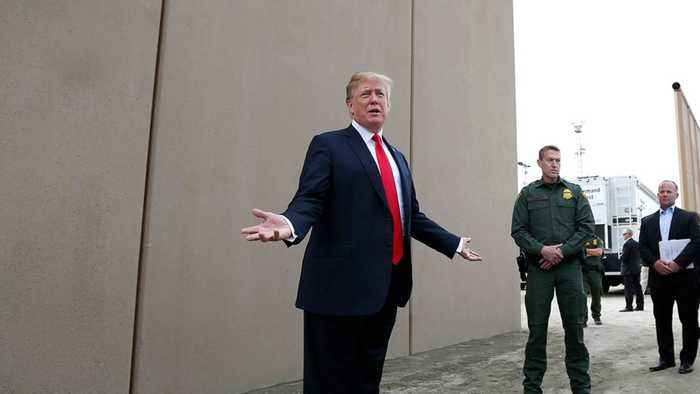 Americans Want Trump's $5.7 Billion For The Wall Spent Elsewhere