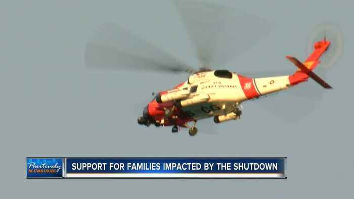 USO Wisconsin taking gift cards for Coast Guard members unpaid during the government shutdown