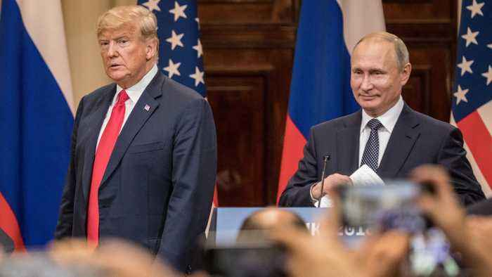 Trump's Not As Tough On Russia As He Says