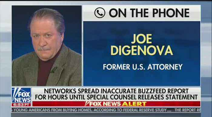Joe DiGenova explains why Mueller issued surprise statement Friday
