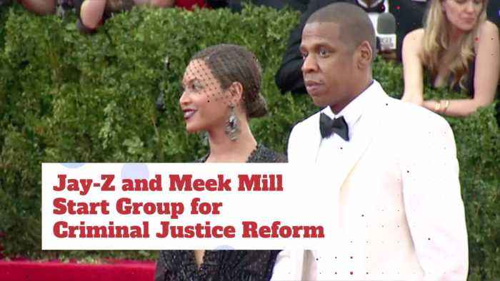 Jay Z And Meek Mill Are Taking Action For Justice Reform