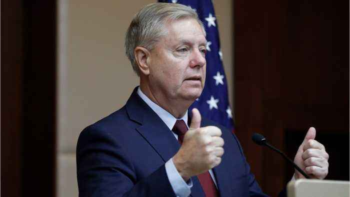 Lindsey Graham Warns Pulling Out Of Syria Could Create 'Iraq On Steroids'
